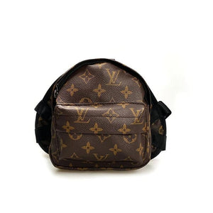 Monogram LV Dog Backpack