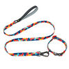 The Heavy Duty Personalized Dog Collar&leash Set