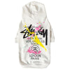 Stussy Paint Dog Hoodies