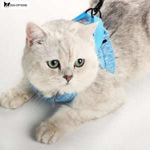 Breathable Cat Harness Light Weight Design