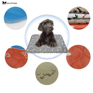 Reusable Dog Pee Pad Training-Dog Options