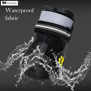 Waterpoof Dog Shoes-Dog Options