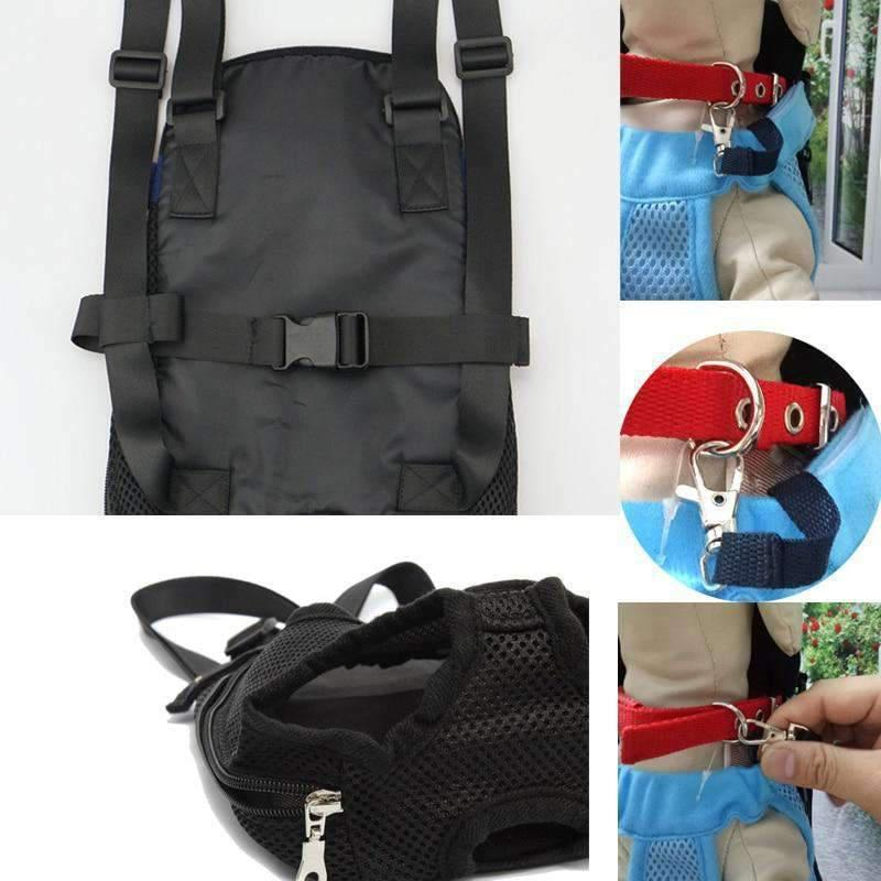 Front Shoulder Dog Sling Bag-Dog Options