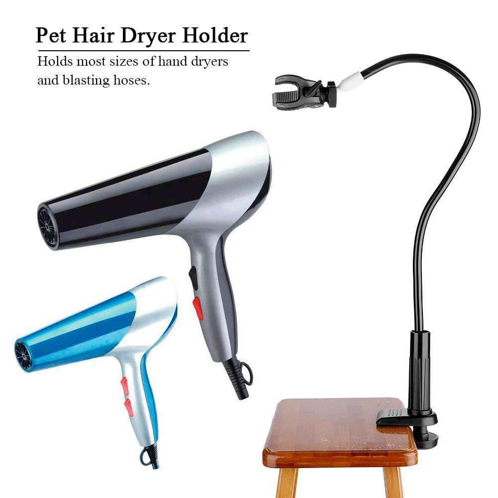 Freehand Pet Hair Dryer Holder-Dog Options