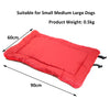 Outdoor Travel Dog Bed-Dog Options