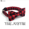 The Justin Hand-Craft Dog Collar-Dog Options