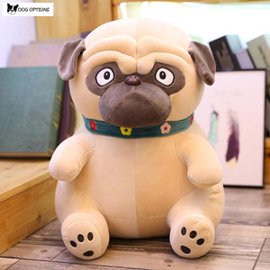 25cm Pug Plush Pillow
