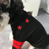 Pawvenchy Red Star Dog Sweatshirts