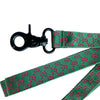Pucci GG Embroidery Dog Collar&Leash Set-Dog Options