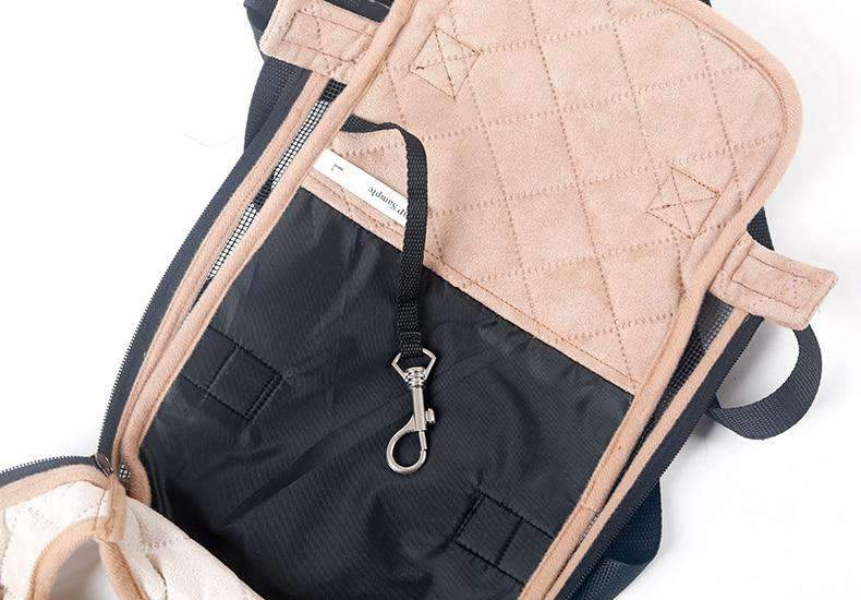 Carrier Backpack For Small Pet-Dog Options