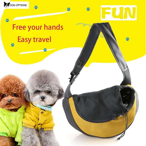 Sling Shoulder Bag Pet Carrier for Small Pet-Dog Options