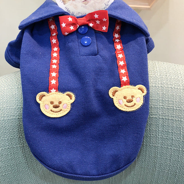 Teddy Polo Dog Shirt