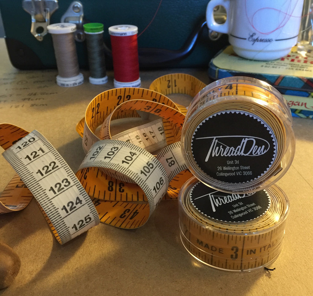 Thread Den Tape Measures