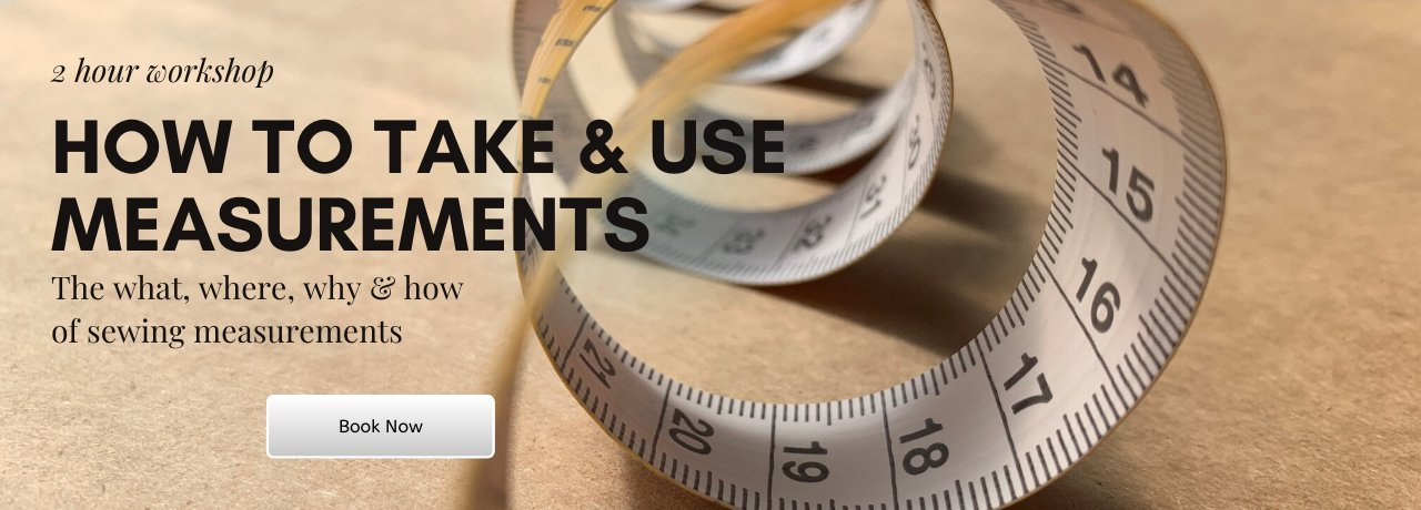 Workshop - how to take and use measurements