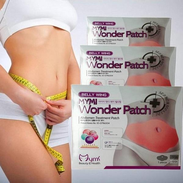 Quick Slimming Patch (5pcs)