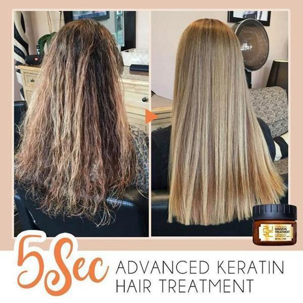 5sec Advanced Keratin Hair Treatment