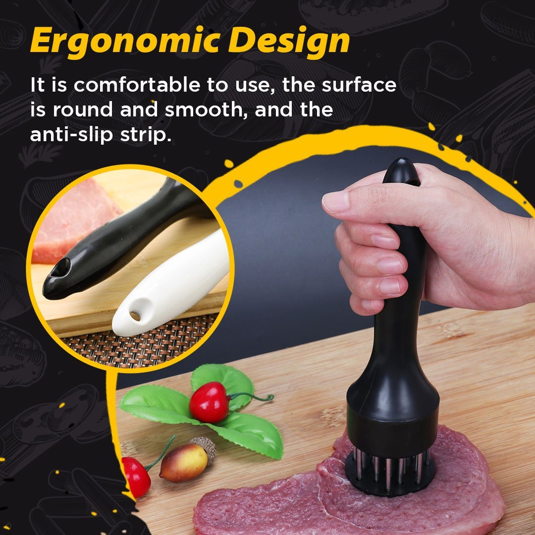 Quick Press Meat Tenderizer