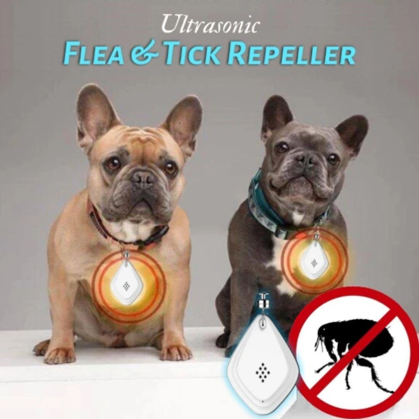 Ultrasonic Pest Repeller for Dogs/Cats