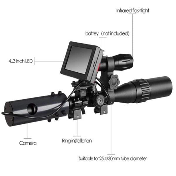Outdoor Optics® Digital Night Vision Scope