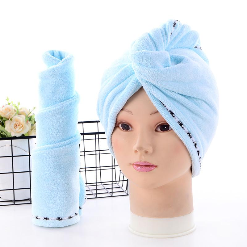 Magic Instant Dry Hair Towel