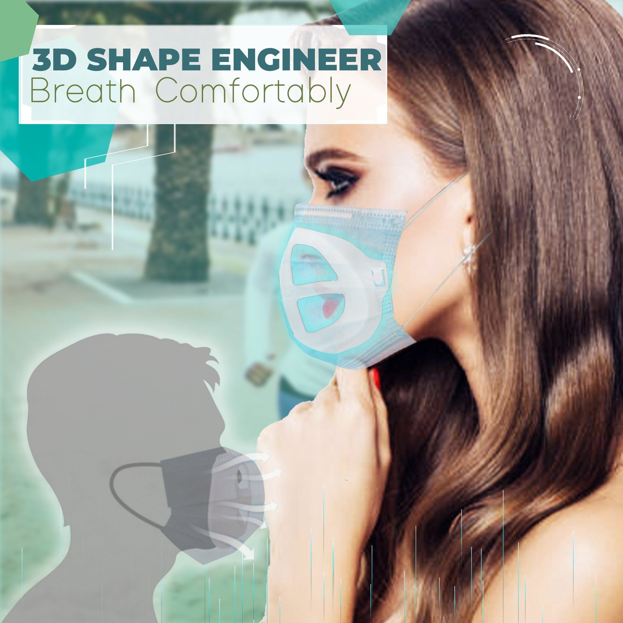 3D Breath Support