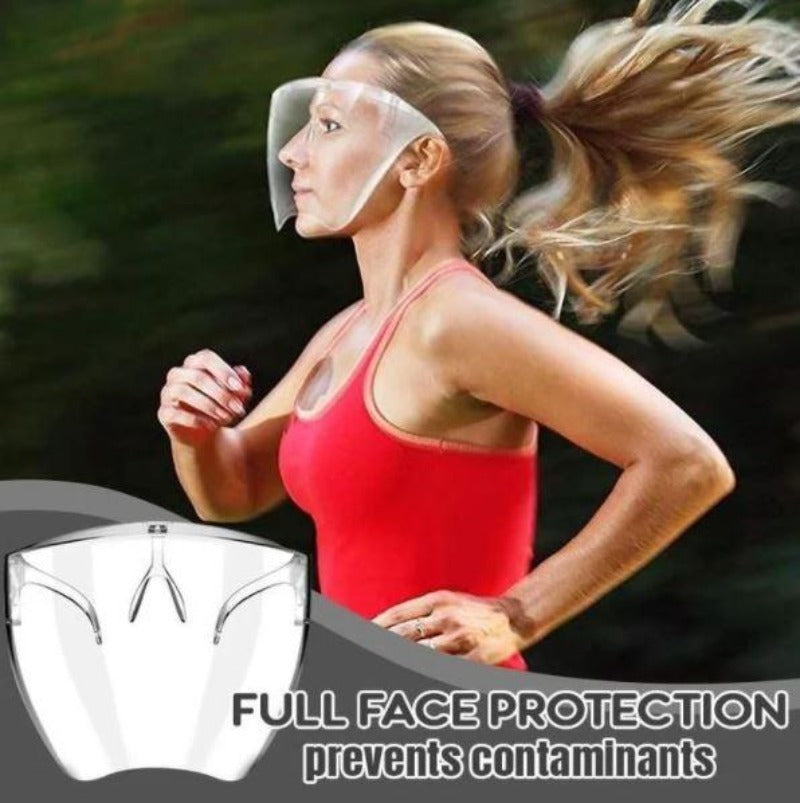 Innovative Face Shield Glasses