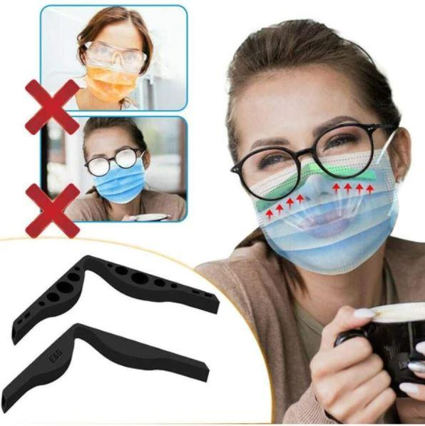 Fog-Free™ Accessory For Masks - Prevent Eyeglasses From Fogging