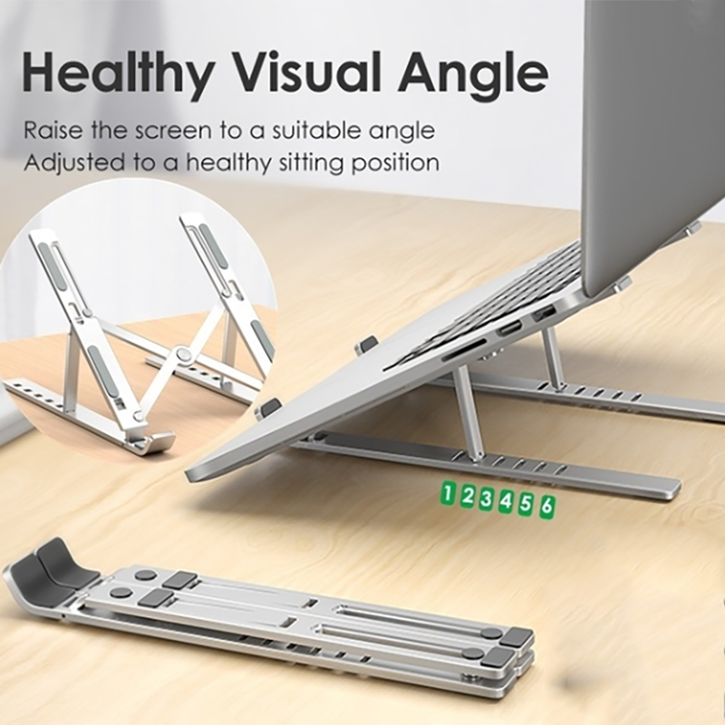 Adjustable Foldable Non-slip Laptop Stand