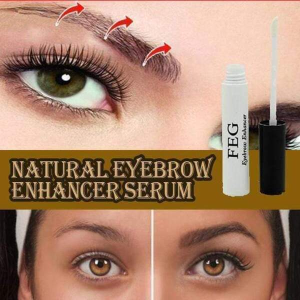 Natural Eyebrow Enhancer Serum