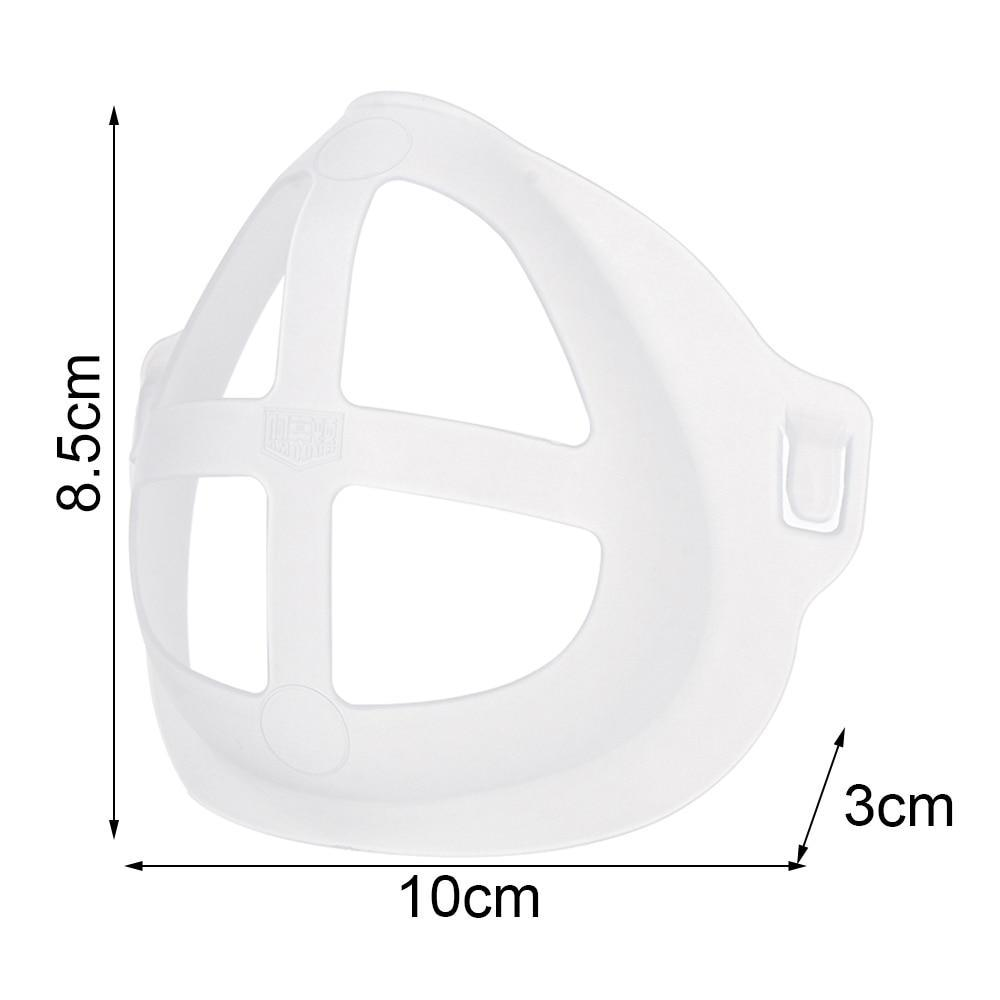 5 PCS Anti-Germ Comfortable Breathing Bracket