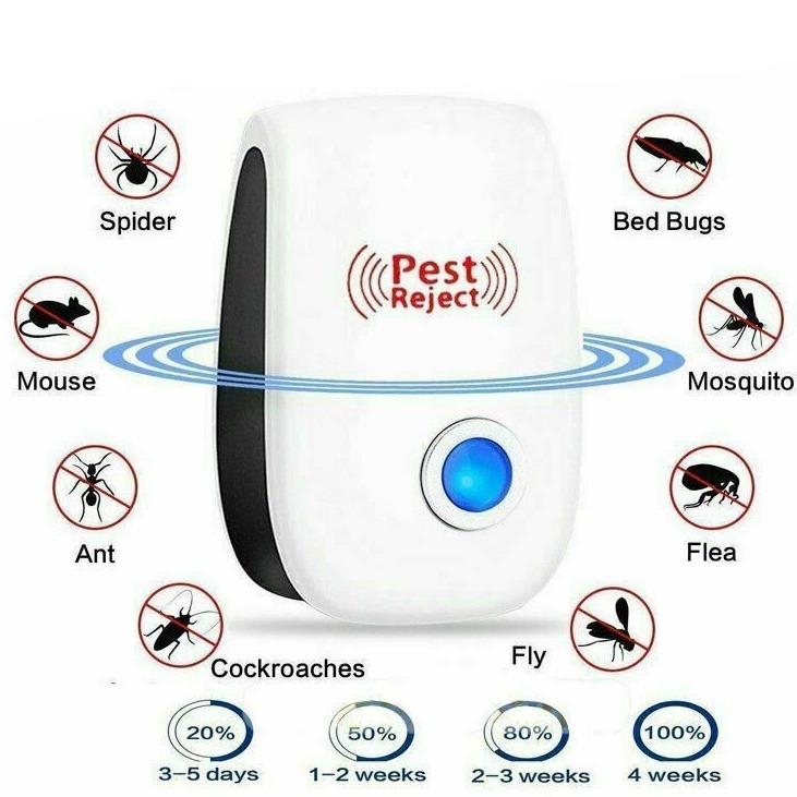Pest Protector Pro™ - Ultrasonic Pest Repeller