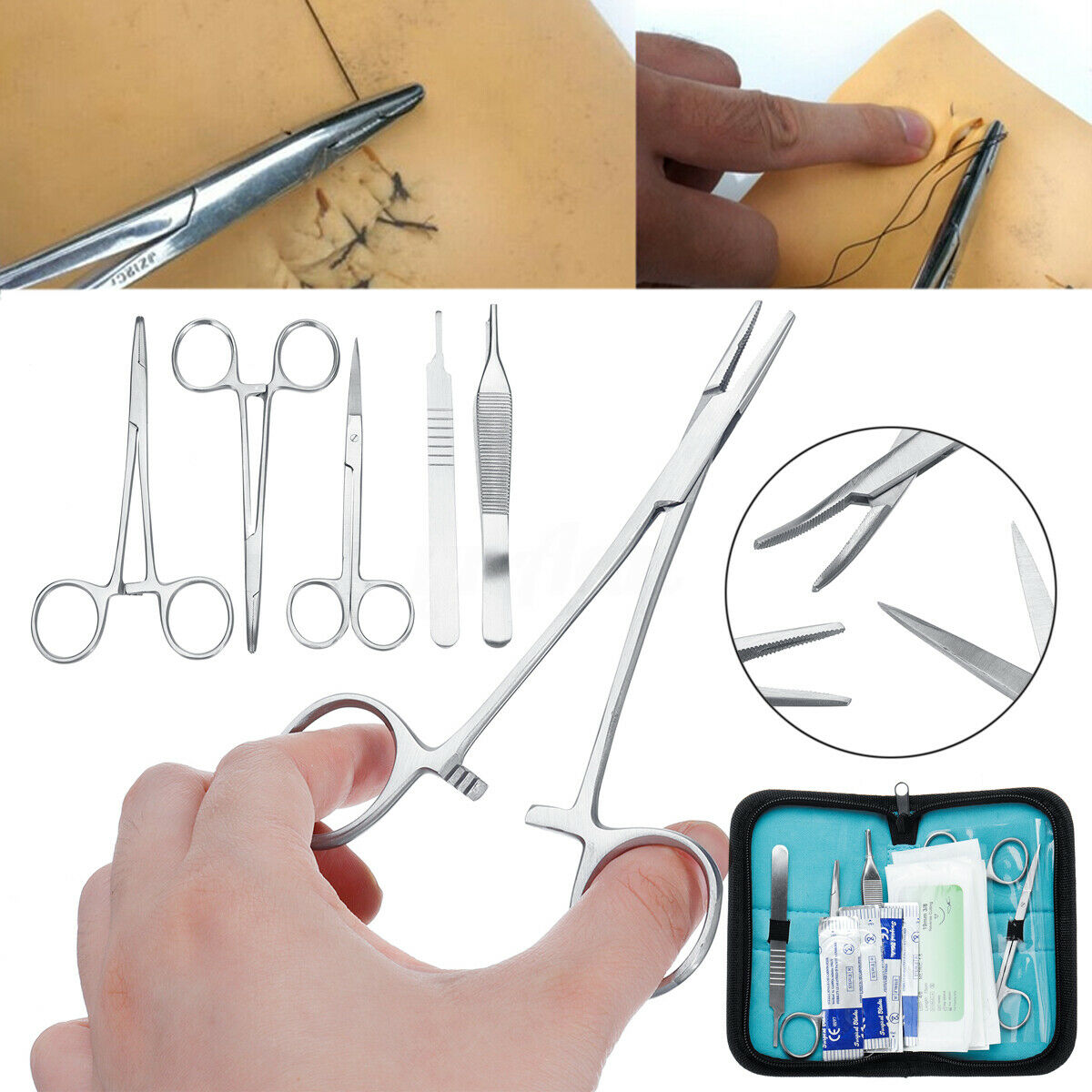 All-Inclusive Suture Kit