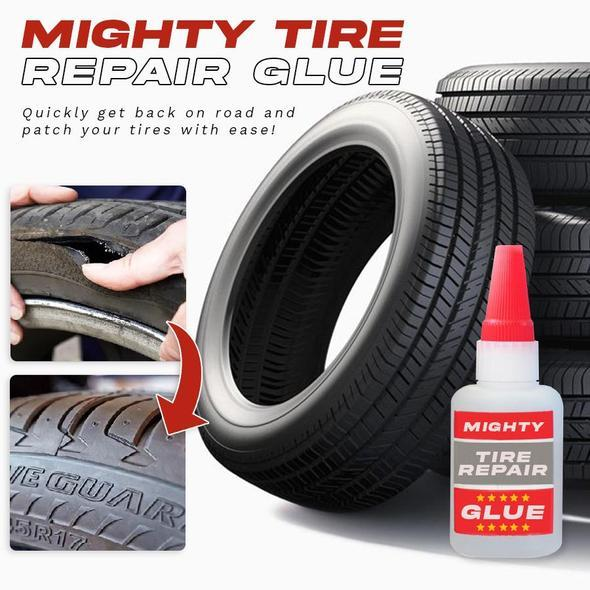 Mighty Tire Repair Glue