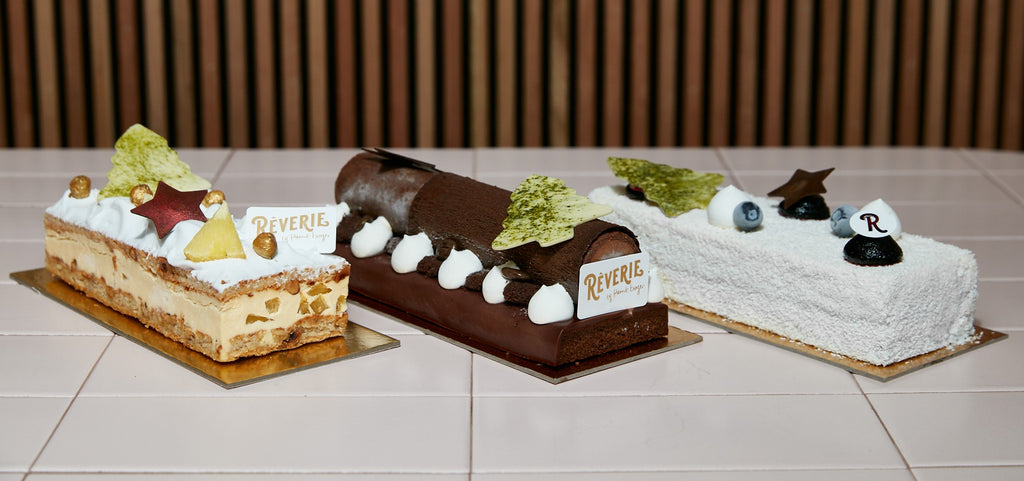 Christmas Yule Log Specials