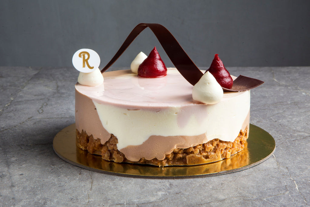 Neopolitan Cheese Cake