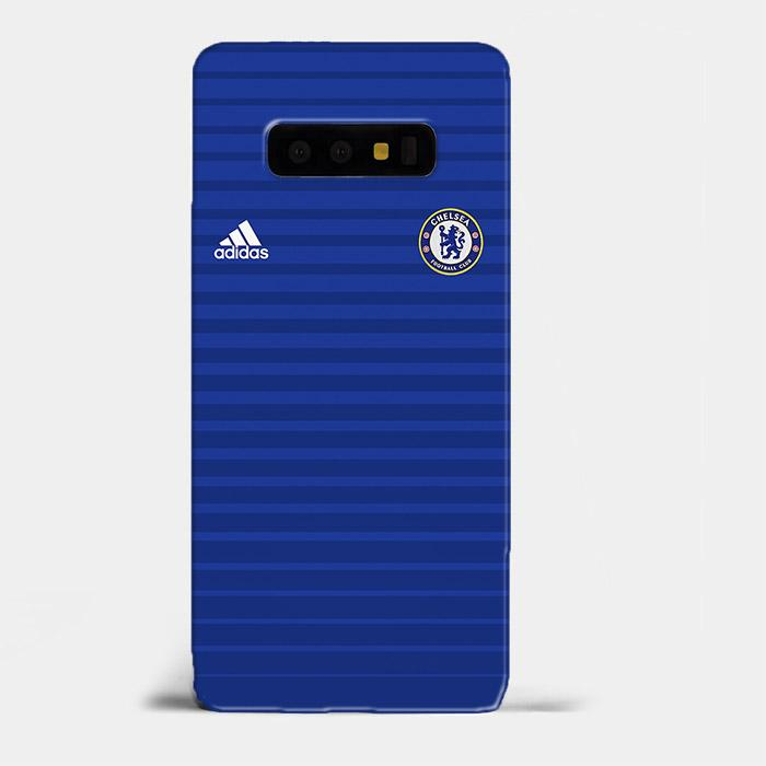 Chelsea Club Football Feat Adidas Stripe