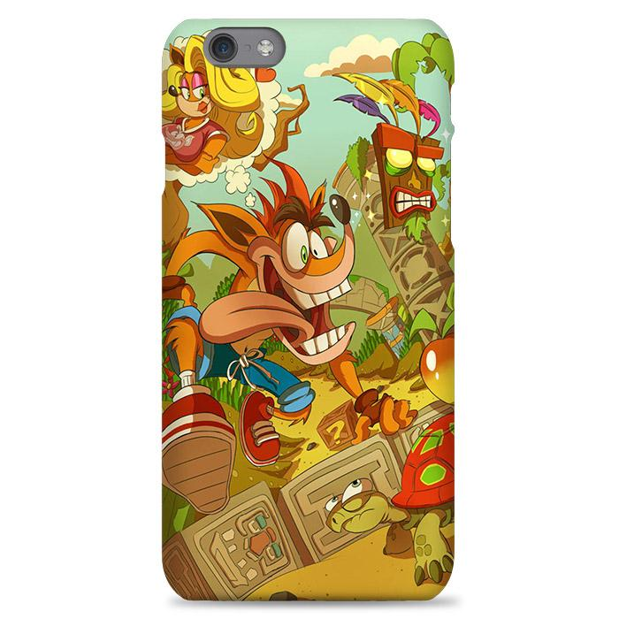 Crash Bandicoot Jungle Adventure