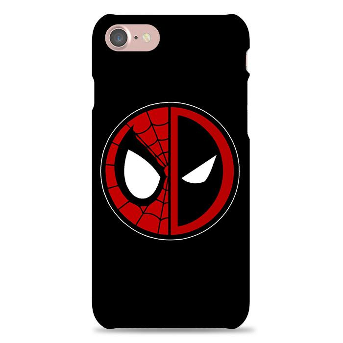 Deadpool X Spidey Face