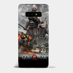 God Of War Ps4 Kratos