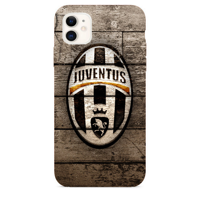 juventus with wood texture