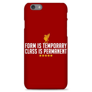 Liverpool Form Is Temporary Class