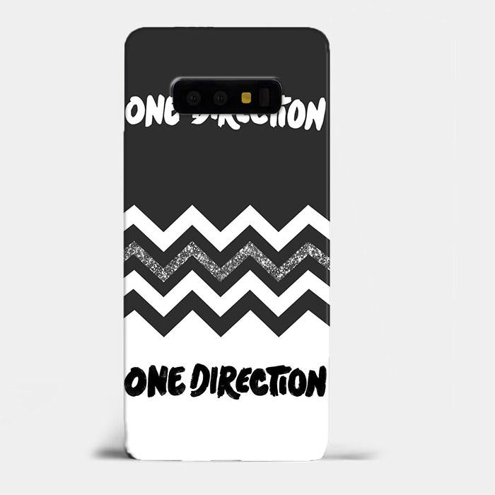 One Direction Grey White