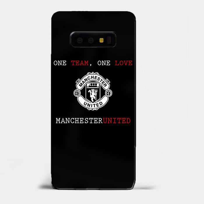 One Team One Love Manchester United Fc