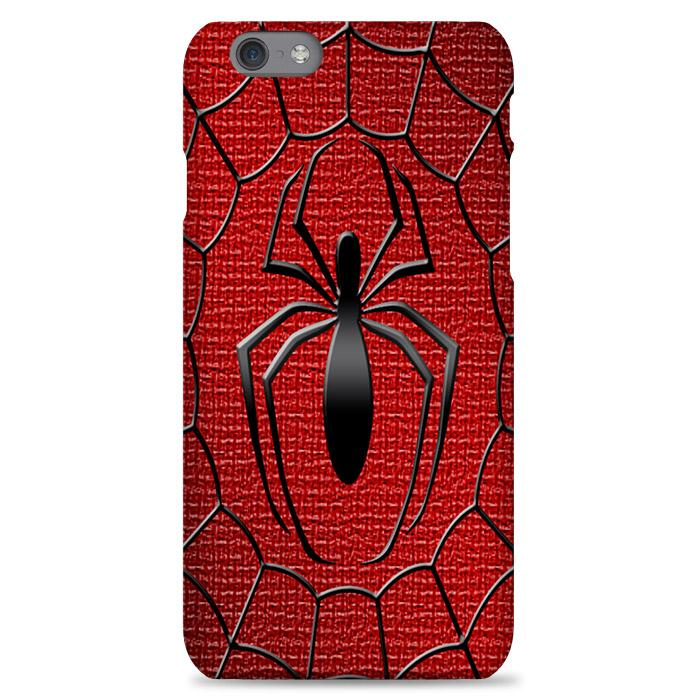 Spiderman 3D Texture Red