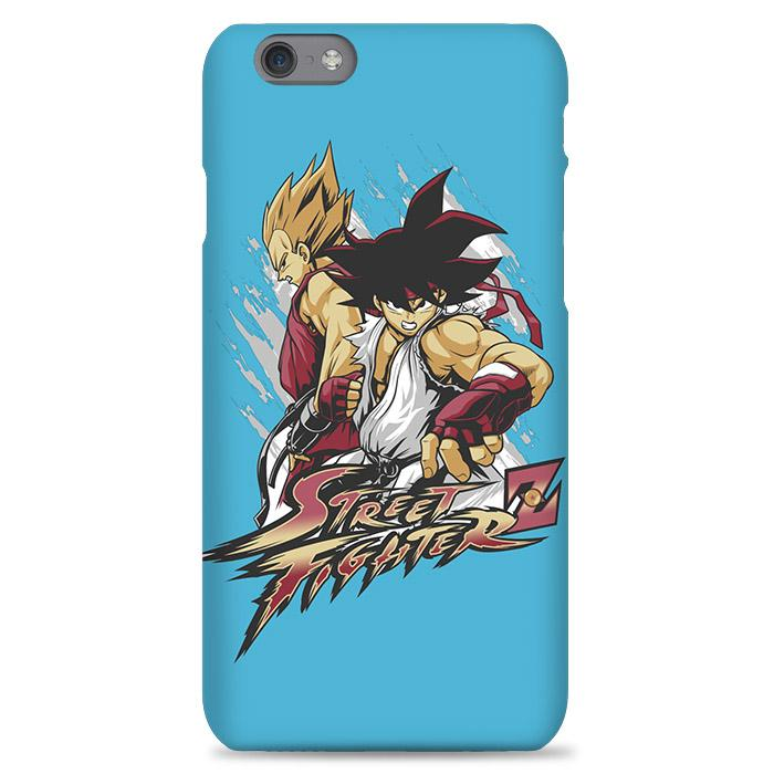 Street Fighter Z Goku Vegeta