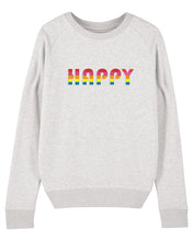 Load image into Gallery viewer, HAPPY sweatshirt