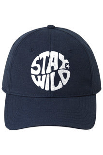 NEW Navy Stay Wild Baseball Cap