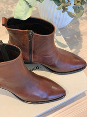 BIACUBA Leather Western
