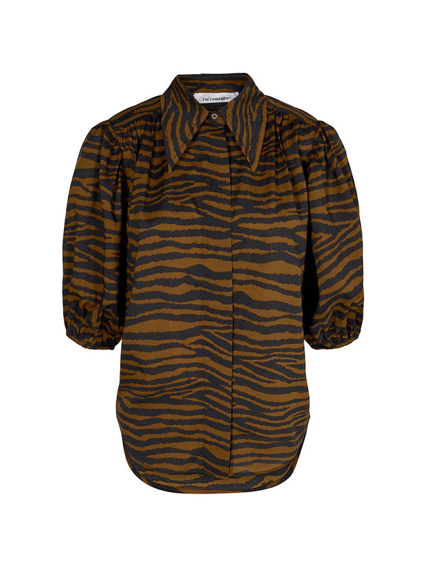 JAVA TIGER PUFF SHIRT