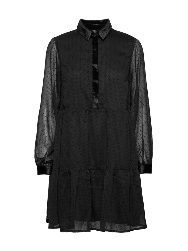 YASSADE LS SHIRT DRESS